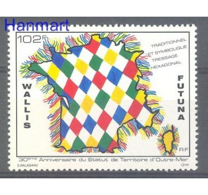Znaczek Wallis et Futuna 1991 Mi 600 Czyste **