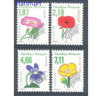 Znaczek Francja 1998 Mi 3312-3315 Czyste **
