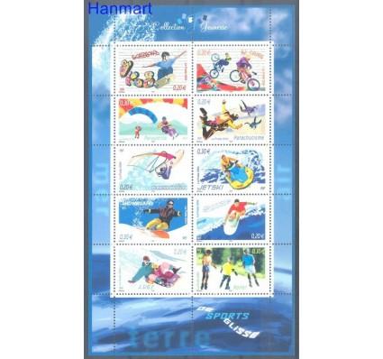Znaczek Francja 2004 Mi ark 3839-3848 Czyste **
