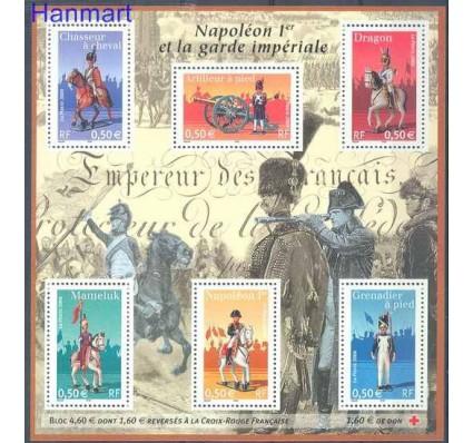 Francja 2004 Mi bl 40 Czyste **