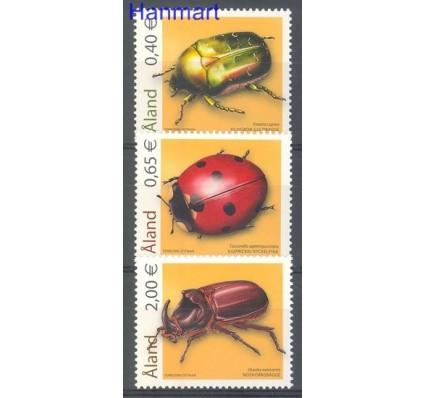 Znaczek Wyspy Alandzkie 2006 Mi 259-261 Czyste **