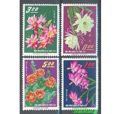 Tajwan 1964 Mi 509-512 Czyste **