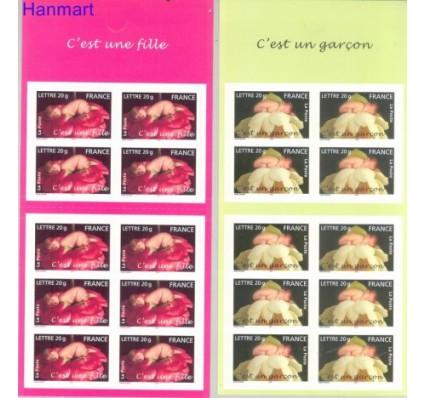 Francja 2005 Mi mh 3957-3958 Czyste **