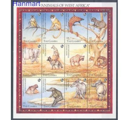 Znaczek Gambia 1993 Mi 1537-1548 Czyste **