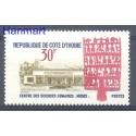 Wybrzeże Kości Słoniowej 1968 Mi 337 Czyste **