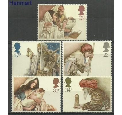 Znaczek Wielka Brytania 1984 Mi 1012-1016 Czyste **