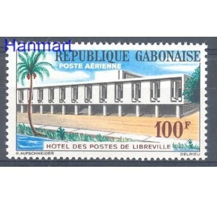 Znaczek Gabon 1963 Mi 183 Czyste **