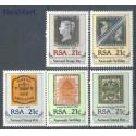 Republika Południowej Afryki 1990 Mi 795-799 Czyste **