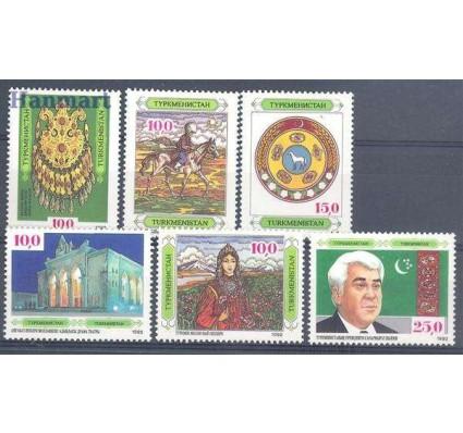 Turkmenistan 1992 Mi 4-9 Czyste **