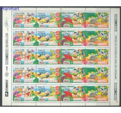 Znaczek Brazylia 1992 Mi ark 2479-2482 Czyste **