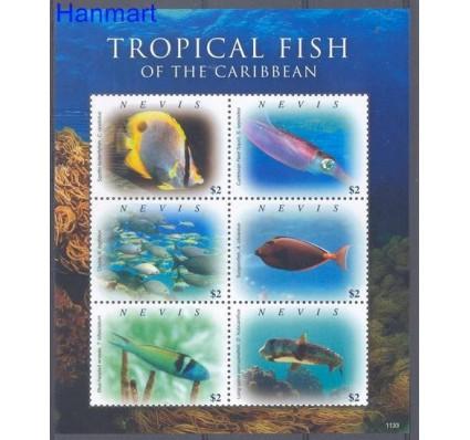 Znaczek Nevis 2011 Mi 2618-2623 Czyste **