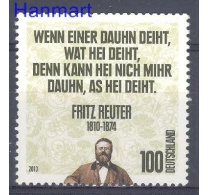 Niemcy 2010 Mi 2832 Czyste **
