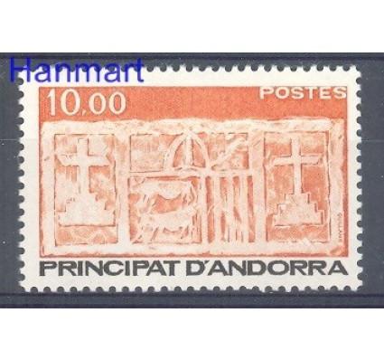 Andora Francuska 1985 Mi 358 Czyste **