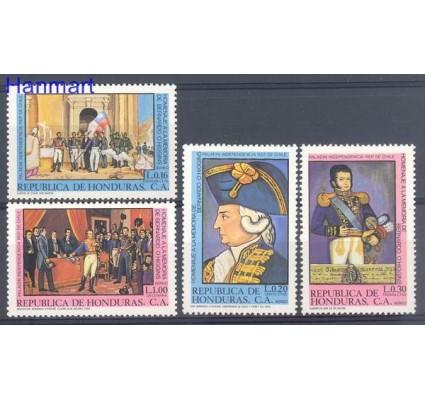 Znaczek Honduras 1981 Mi 973-976 Czyste **