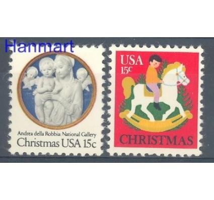 USA 1978 Mi 1368-1369 Czyste **