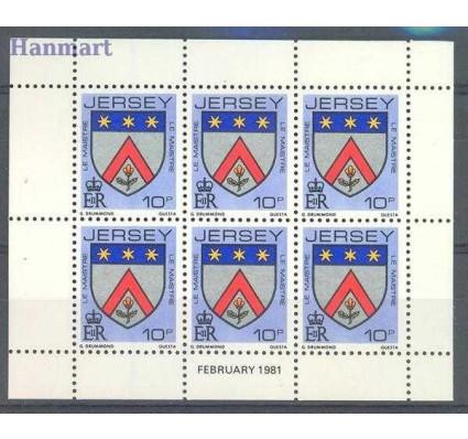 Znaczek Jersey 1981 Mi h-blatt 252A Czyste **