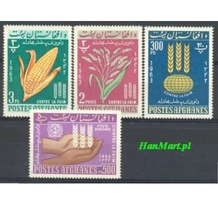 Znaczek Afganistan 1963 Mi 746-749 Czyste **