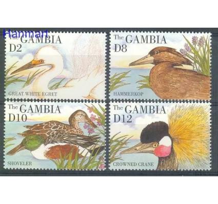 Znaczek Gambia 1995 Mi 2046-2049 Czyste **