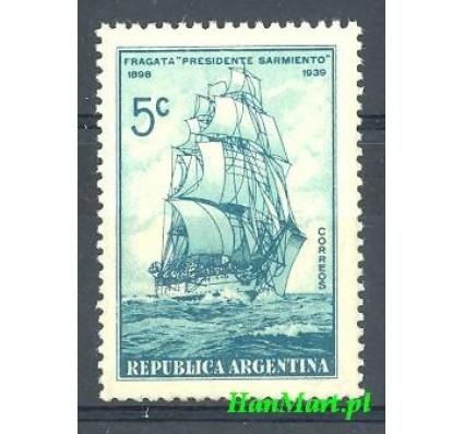 Argentyna 1939 Mi 437 Czyste **