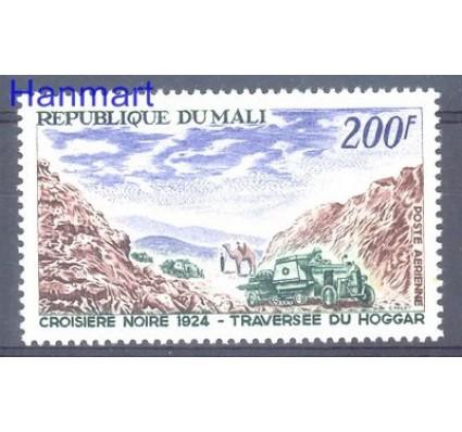 Znaczek Mali 1967 Mi 140 Czyste **