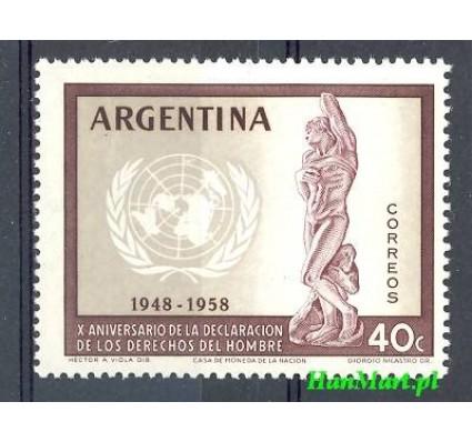 Argentyna 1959 Mi 692 Czyste **