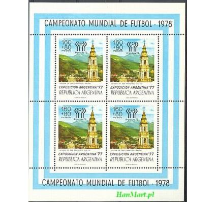 Argentyna 1978 Mi ark 1322 Czyste **