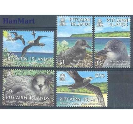 Znaczek Pitcairn 2004 Mi 664-668 Czyste **