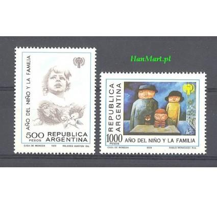 Argentyna 1979 Mi 1427-1428 Czyste **