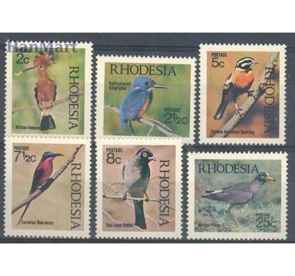 Znaczek Rodezja 1971 Mi 108-113 Czyste **