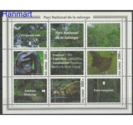 Znaczek Kongo Kinszasa / Zair 2005 Mi 1869-1871 Czyste **