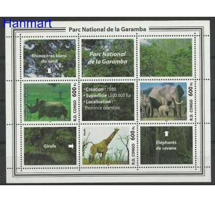 Znaczek Kongo Kinszasa / Zair 2005 Mi 1878-1880 Czyste **