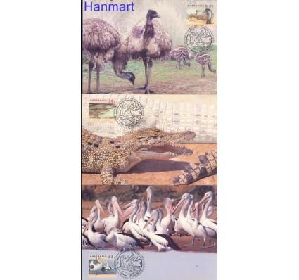 Australia 1994 Mi 1394-1396 Karta Max