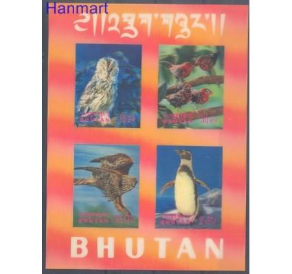 Znaczek Bhutan 1969 Mi bl 29 Czyste **