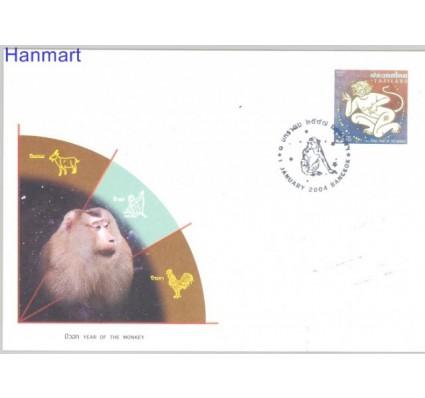 Tajlandia 2004 Mi 2223 FDC
