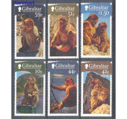 Znaczek Gibraltar 2011 Mi 1437-1442 Czyste **