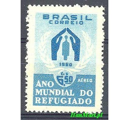 Znaczek Brazylia 1960 Mi 977 Czyste **