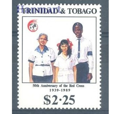 Znaczek Trynidad i Tobago 1989 Mi 587 Czyste **