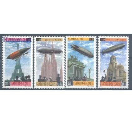 Znaczek Bułgaria 2000 Mi 4471-4474 Czyste **