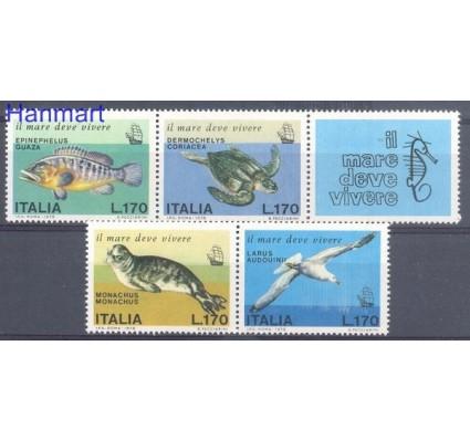 Znaczek Włochy 1978 Mi 1603-1606 Czyste **