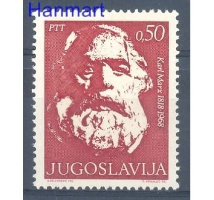 Znaczek Jugosławia 1968 Mi 1305 Czyste **