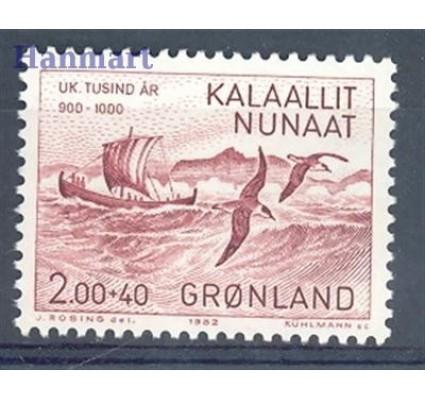 Znaczek Grenlandia 1982 Mi 137 Czyste **