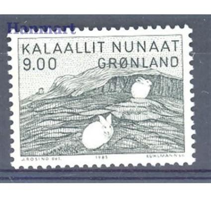 Grenlandia 1985 Mi 161 Czyste **