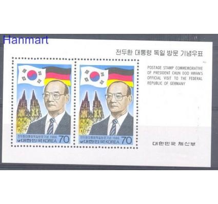 Korea Południowa 1986 Mi bl 515 Czyste **