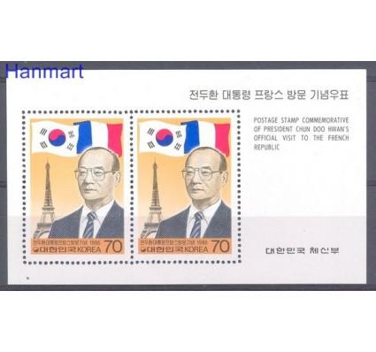 Znaczek Korea Południowa 1986 Mi bl 516 Czyste **