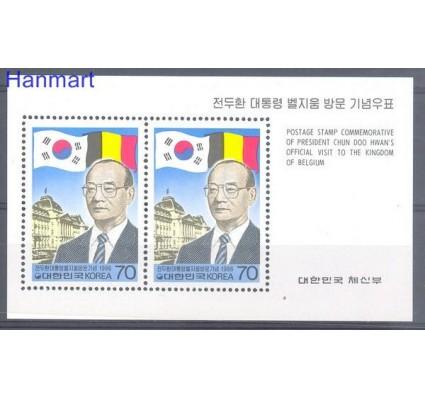Korea Południowa 1986 Mi bl 517 Czyste **