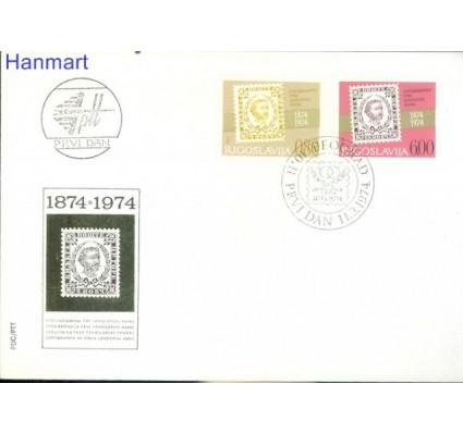 Jugosławia 1974 Mi 1549-1550 FDC