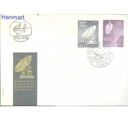 Jugosławia 1974 Mi 1565-1566 FDC
