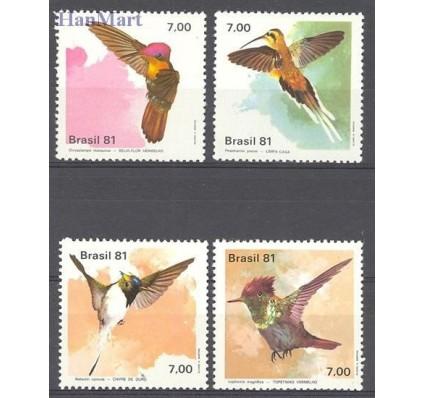 Znaczek Brazylia 1981 Mi 1823-1826 Czyste **