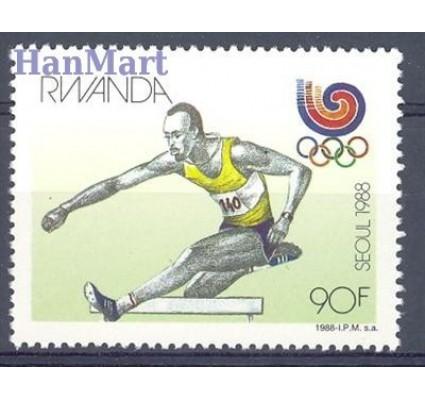 Rwanda 1988 Mi 1397 Czyste **