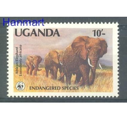 Uganda 1988 Mi 601 Czyste **